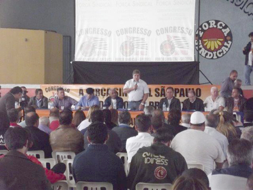 CNTQ na 3ª Plenária da Força São Paulo