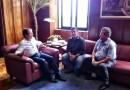 CNTQ e FEQUIMFAR reúnem-se com secretário da Casa Civil