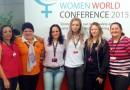 Companheiras representam Brasil na Conferência Mundial de Mulheres da IndustriALL