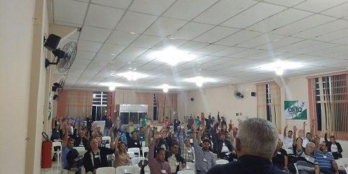 Propagandistas do Brasil deliberam pelo fortalecimento da unidade da categoria