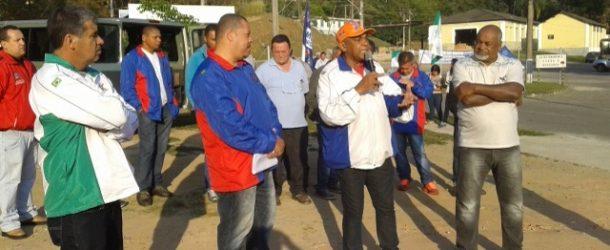 Químicos da Força suspendem greve na Imbel de Piquete (SP)