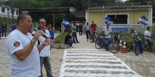 Trabalhadores da Imbel de Presidente Vargas aprovam proposta construída pelo TST