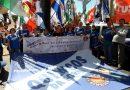 Trabalhadores lotam Praça da Sé no Dia Nacional de Mobilização e Luta