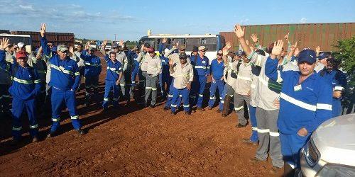 Trabalhadores das usinas do grupo Biosev, em Rio Brilhante (MS), aprovam Bolsa Qualificação