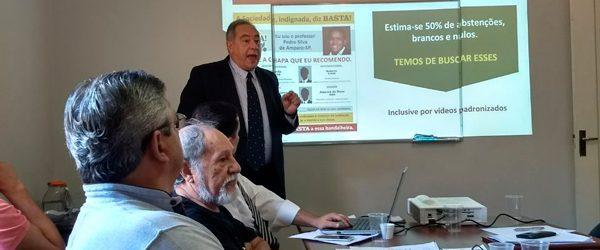 FST realiza reunião sobre as dificuldades do movimento sindical