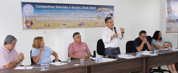 Campanha Salarial dos Trabalhadores nas usinas/destilarias de produção de etanol