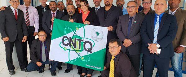 FERQUIMFAR e SIMCAERJ realizam reunião com os presidentes dos Sindicatos dos Condutores de Ambulâncias em Brasília