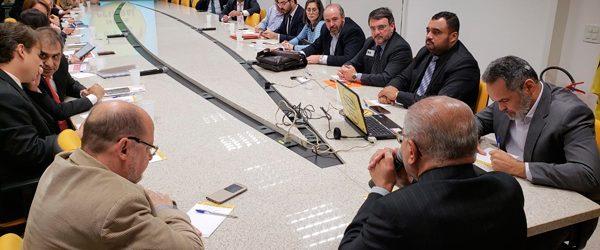Entidades realizam reunião referente a ADIN que trata do custeio sindical