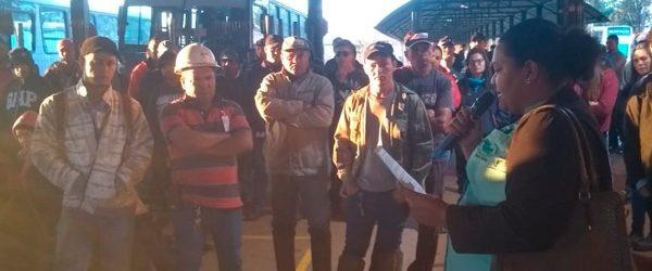 Trabalhadores da Iaco Agrícola rejeitam proposta em Assembleia Geral e entram em estado de greve