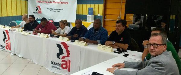 IndustriALL debate futuro do trabalho na América Latina