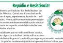 STI Químicos de Criciúma – Nota da Repúdio e Resistência
