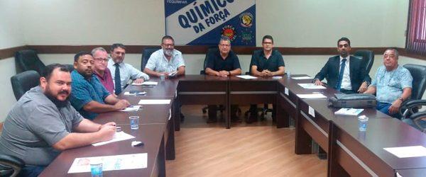Lideranças de diversas categorias se reuniram em SP para discutir os atuais desafios do movimento sindical